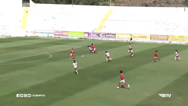 Watch and share Futebol Feminino | SL Benfica 28 - 0 UD Ponte Frielas GIFs by Artyom  Malobenskiy on Gfycat