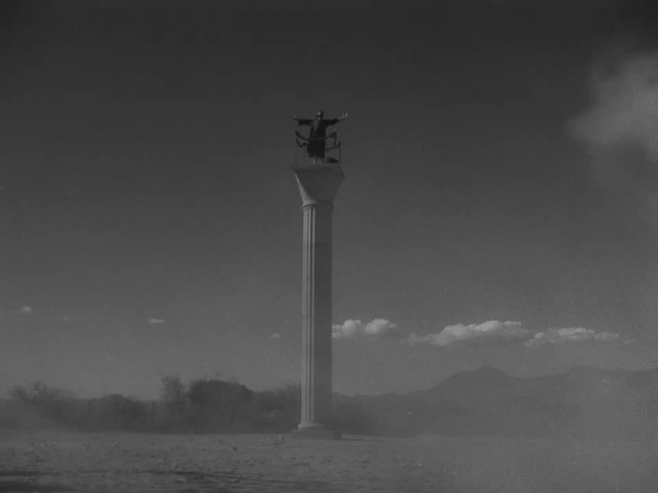 cineshots, imagesofthe1960s, Simon of the Desert (1965) GIFs