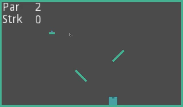 Watch and share 2D Golf - Game Prototype - More Levels GIFs by soundcloud.com/Duck_Puncher on Gfycat
