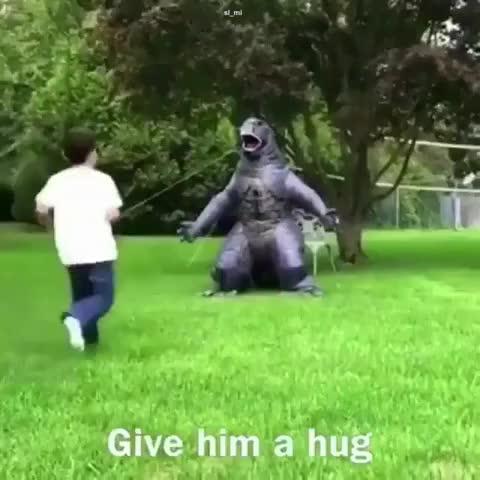 Watch and share Hug GIFs on Gfycat
