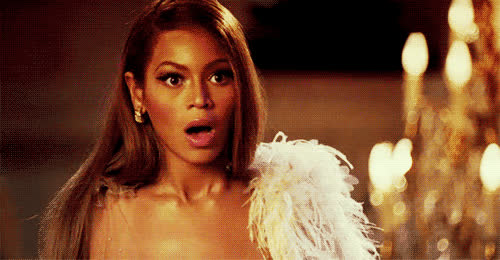 Beyoncé, shocked, Shocked GIFs