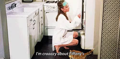 Watch Audrey Hepburn in Breakfast At Tiffany's GIF on Gfycat. Discover more 1960s, 1961, audrey hepburn, breakfast at tiffanys, gif, source: goosberrye, tiffany's GIFs on Gfycat