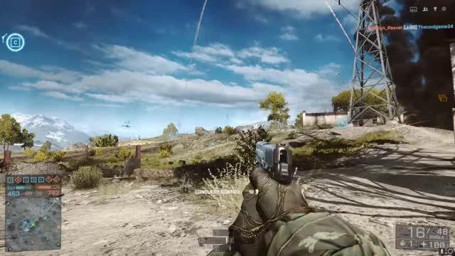 Watch and share Battlefield 4 GIFs by Zatten on Gfycat
