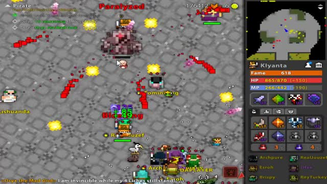 Watch and share Rotmg GIFs by Klyanta on Gfycat
