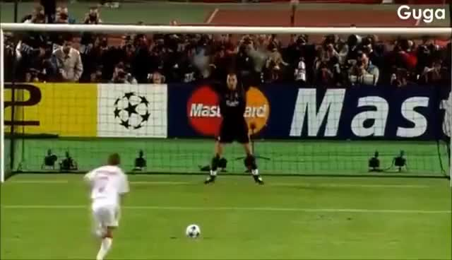 Watch and share Liverpool Milan 2005 Shevchenko Penalty Miss GIFs on Gfycat