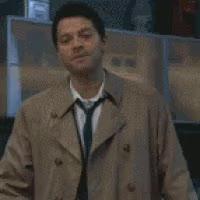 Watch and share Misha Collins GIFs on Gfycat