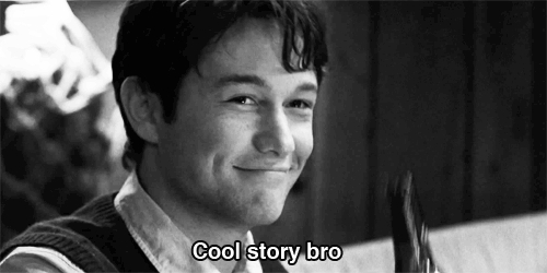 Cheers to your cool story bro GIFs
