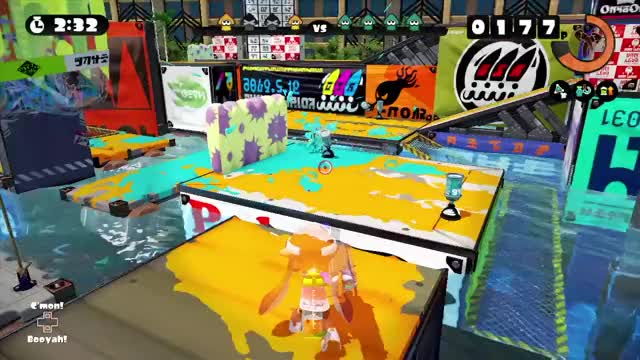 Watch and share Splatoon GIFs by bodolza on Gfycat
