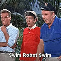 Watch and share Russell Johnson, Bob Denver & Alan Hale Jr. GIFs on Gfycat