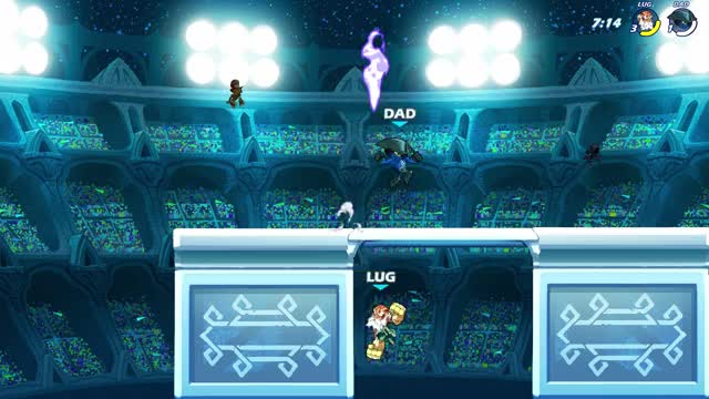 Watch and share Brawlhalla GIFs and Gauntlet GIFs by luggnagg on Gfycat