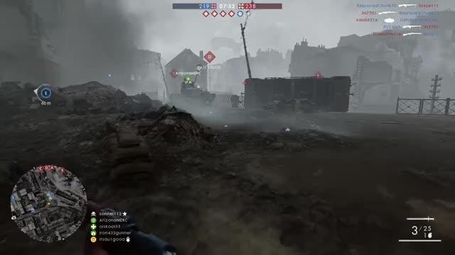 Watch and share Itsau1good Playing Battlefield™ 1 GIFs on Gfycat