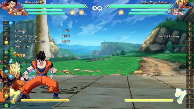 Watch and share Dbfz GIFs by moose on Gfycat