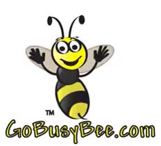 Watch and share Go Busy Bee | GoBusyBee GIFs on Gfycat