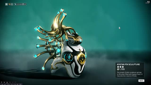 Watch and share Sculpture GIFs and Warframe GIFs by iPathos on Gfycat