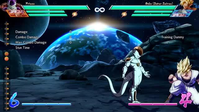 Watch and share Frieza Goku GIFs on Gfycat