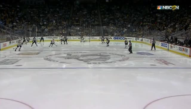 Watch and share Penguins GIFs and Hockey GIFs by hockeygamegifs on Gfycat