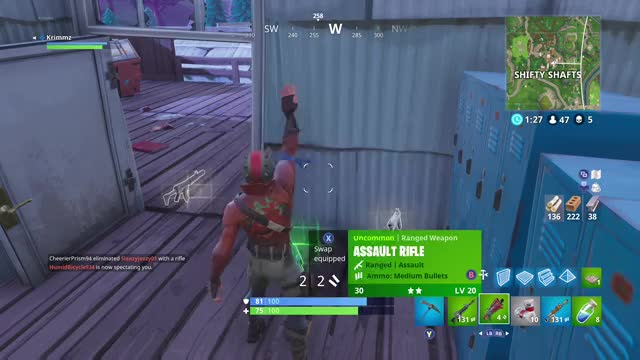 Watch *click click* GIF by Gamer DVR (@xboxdvr) on Gfycat. Discover more FortniteBattleRoyale, Krimmz, xbox, xbox dvr, xbox one GIFs on Gfycat