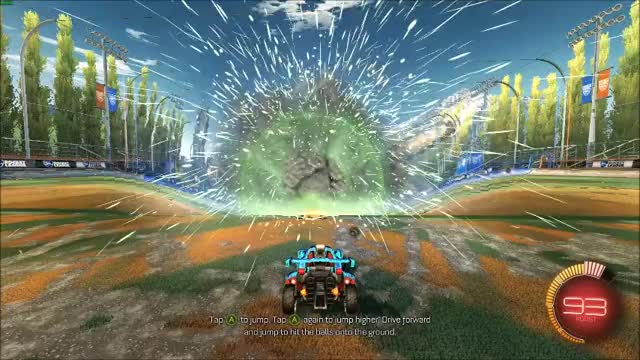 Watch Tutorial...Hello? GIF by Jared (@masterg226) on Gfycat. Discover more Rocket League, rocketleague GIFs on Gfycat