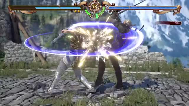Watch and share Sword Of Destiny GIFs and Soul Calibur Vi GIFs by EventHubs on Gfycat