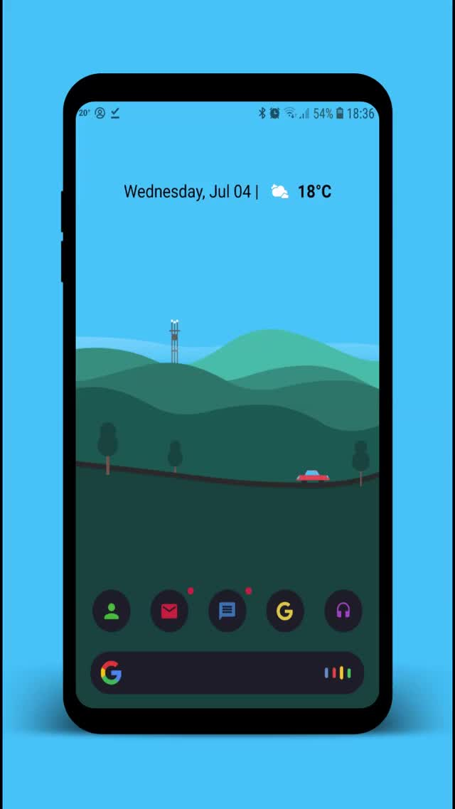 Watch and share Pixel 2 Redesign GIFs and Google Pixel 3 GIFs by ThemeThief on Gfycat
