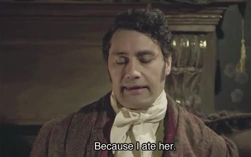 Watch and share What We Do In The Shadows GIFs on Gfycat