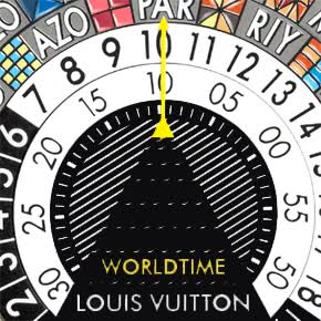 Watch and share ESCALE WORLDTIME MINUTE REPEATER BY LOUIS VUITTON GIFs on Gfycat