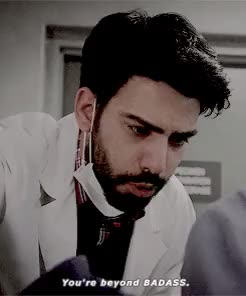 Watch izombie source GIF on Gfycat. Discover more Rahul Kohli, by katie, ch: liv moore, ch: ravi chakrabarti, ep: 101, izombie, izombieedit, liv moore, liv x ravi, ravi chakrabarti GIFs on Gfycat