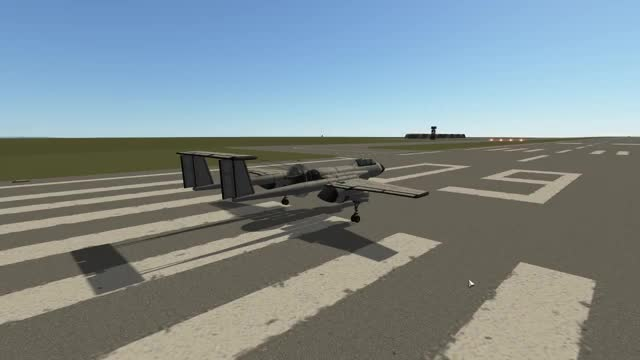 Watch and share VTOL Takeoff GIFs by Alexander Treadwell on Gfycat
