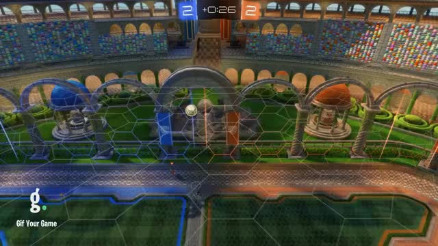 Watch Goal 5: Akai shinda GIF by Gif Your Game (@gifyourgame) on Gfycat. Discover more Gif Your Game, GifYourGame, Goal, Rocket League, RocketLeague GIFs on Gfycat