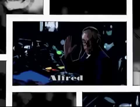 Watch and share Alfred Pennyworth GIFs on Gfycat