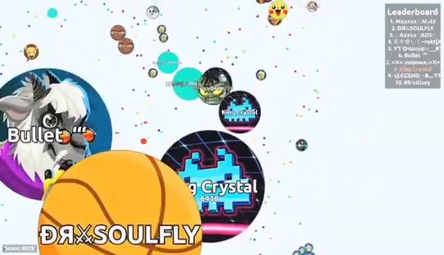 Watch and share ULTIMATE AGAR.IO REVERSE DOUBLE TRICKSPLIT! INSANE AGARIO WIN COMPILATION! GIFs on Gfycat