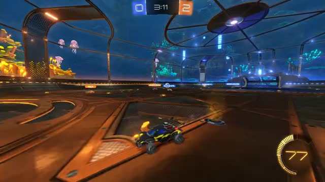 Watch dunk pass GIF by SCarton (@scarton) on Gfycat. Discover more rocketleague GIFs on Gfycat