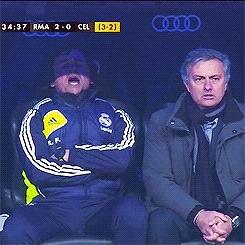 José Mourinho, fifa, mourinhogifs, reddevils,  GIFs