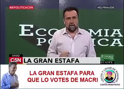 Watch and share INTRODUCCION A LA GRAN ESTAFA MACRISTA GIFs on Gfycat