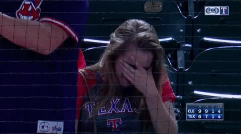 TexasRangers, baseball, Life as a Rangers fan GIFs