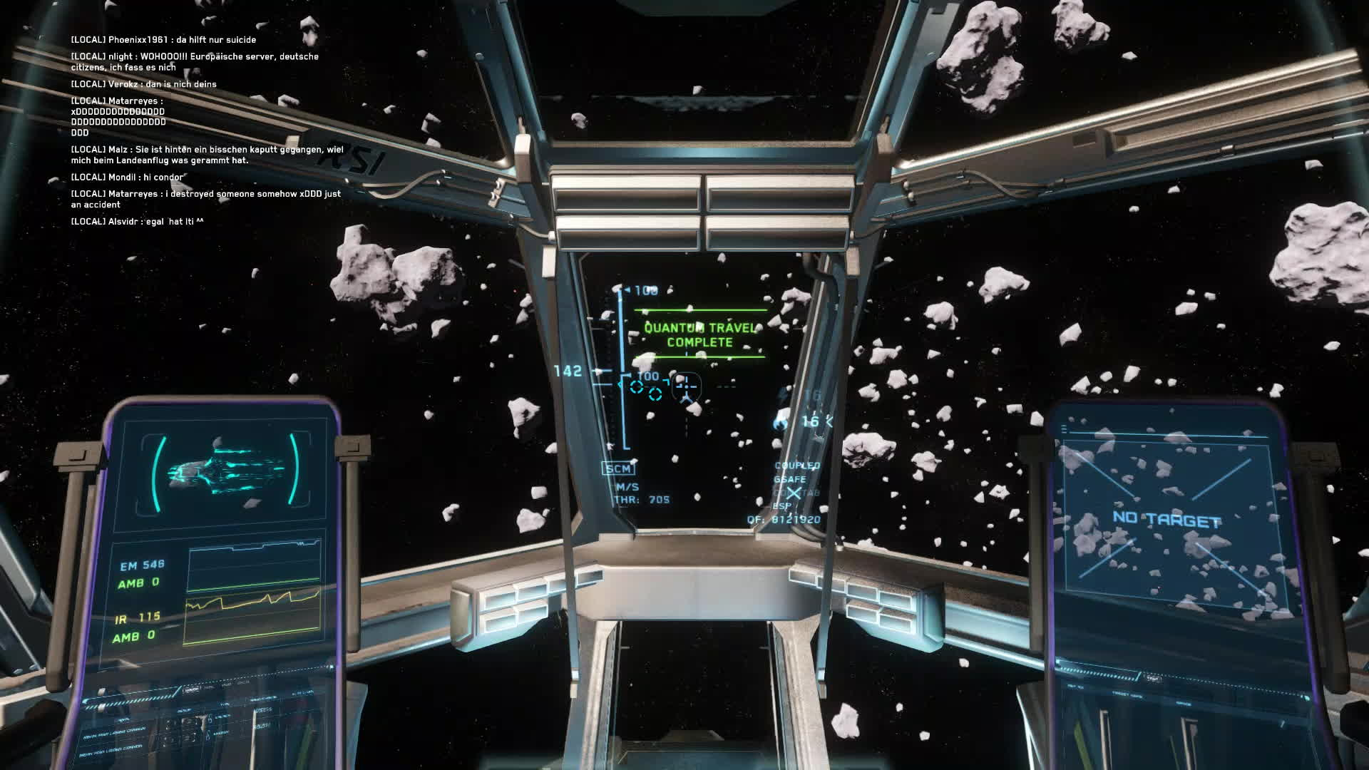 StarCitizen, What the only Recruit I got sent me today. GIFs