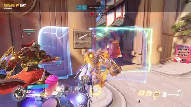 Watch and share Highlight GIFs and Overwatch GIFs by Oopie on Gfycat