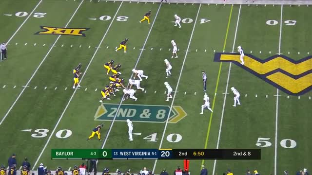Watch Sills TD GIF by Pistols Firing (@pistolsfiring) on Gfycat. Discover more baylor, baylor bears, bears, cfb, cfb highlights, mountainers, ncaa football, ncaa highlights, west virginia, west virginia mountaineers GIFs on Gfycat