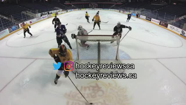 Watch and share Beer League GIFs and Huge Save GIFs by hockeyreviews on Gfycat