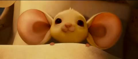 Watch mouse GIF on Gfycat. Discover more Adventure, Animated, Broderick, Despereaux, Matthew, Tale, The GIFs on Gfycat