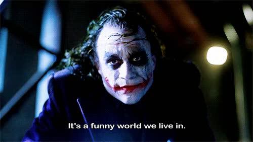 Watch this joker GIF on Gfycat. Discover more heath ledger GIFs on Gfycat