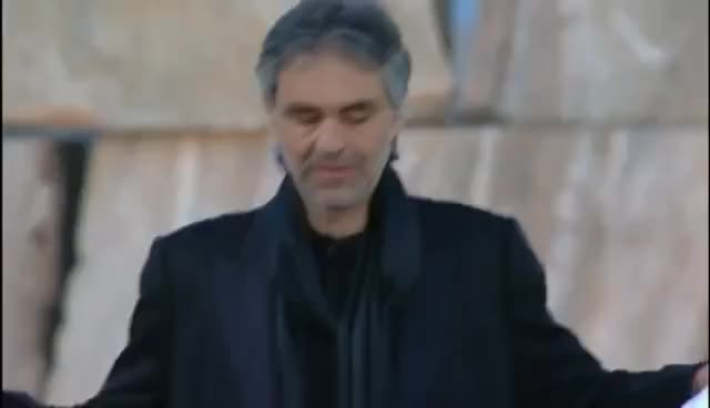 Watch and share Andrea Bocelli GIFs and Tuscany GIFs on Gfycat