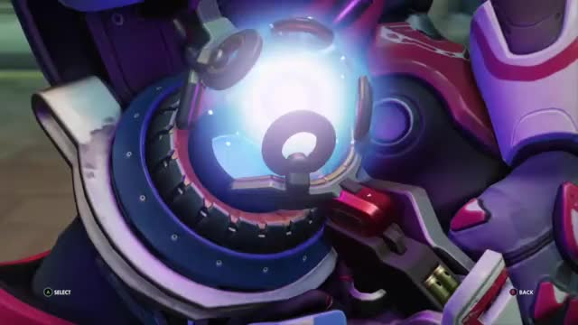 Overwatch zarya play of the game video