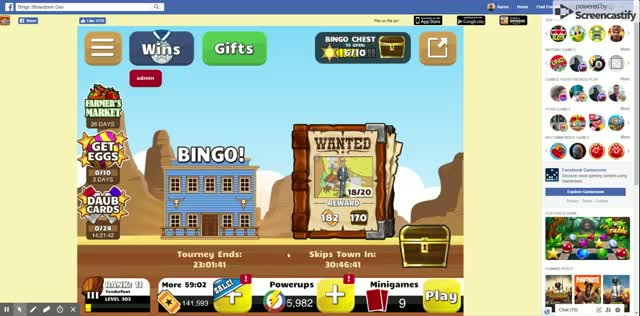 Watch and share Bingo Showdown Dev On Facebook GIFs on Gfycat