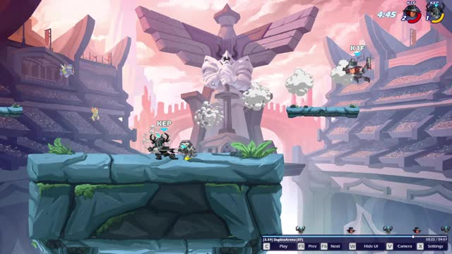 Watch and share Brawlhalla 2020-05-04 18-02-04 GIFs by Brian Lrd on Gfycat