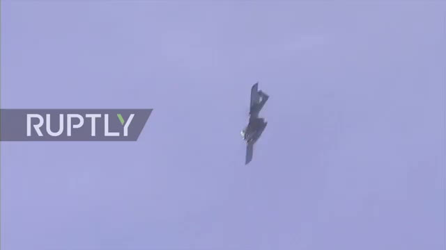 Philippines- Govt warplanes launch air strikes on Maute forc GIFs