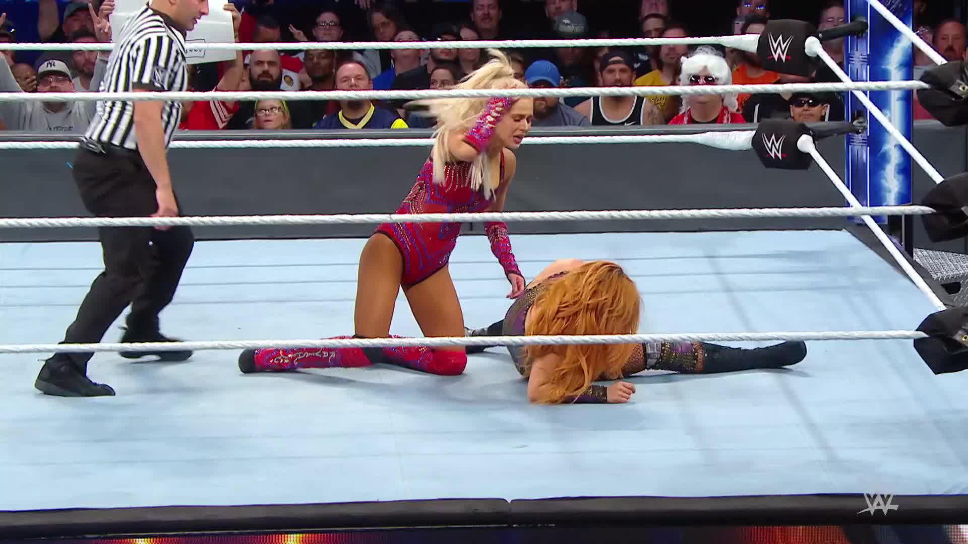 SquaredCircle, wrestling, Becky Lynch GIFs