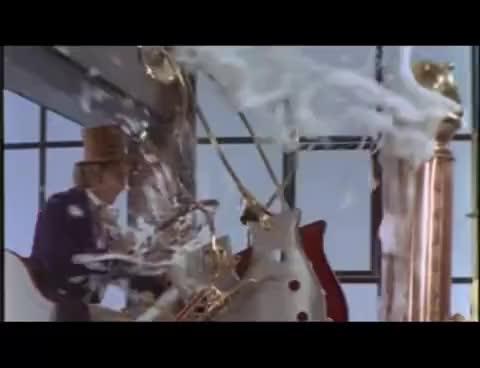 Willy Wonka and the Chocolate Factory - The Wonka Wash Scene