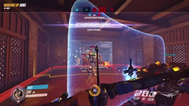Watch dink 18-06-29 14-53-20 GIF on Gfycat. Discover more highlight, overwatch GIFs on Gfycat