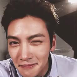 Watch wink wink ^^ GIF on Gfycat. Discover more I feel like I'm doing such an old stuff but who cares, Ji Chang Wook, gif02, he's killing me, lol, my gif, section tv GIFs on Gfycat
